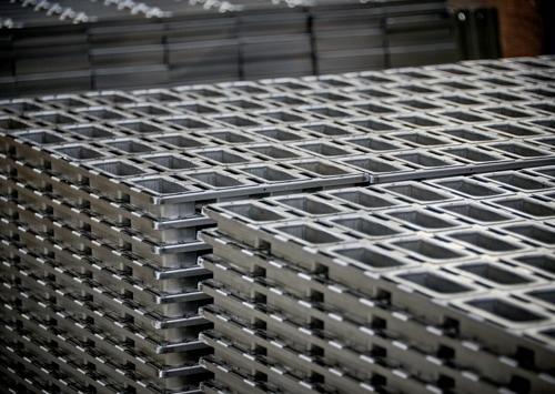 Empreintes moules industriels GUERY