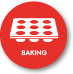 Pictogramme BAKING