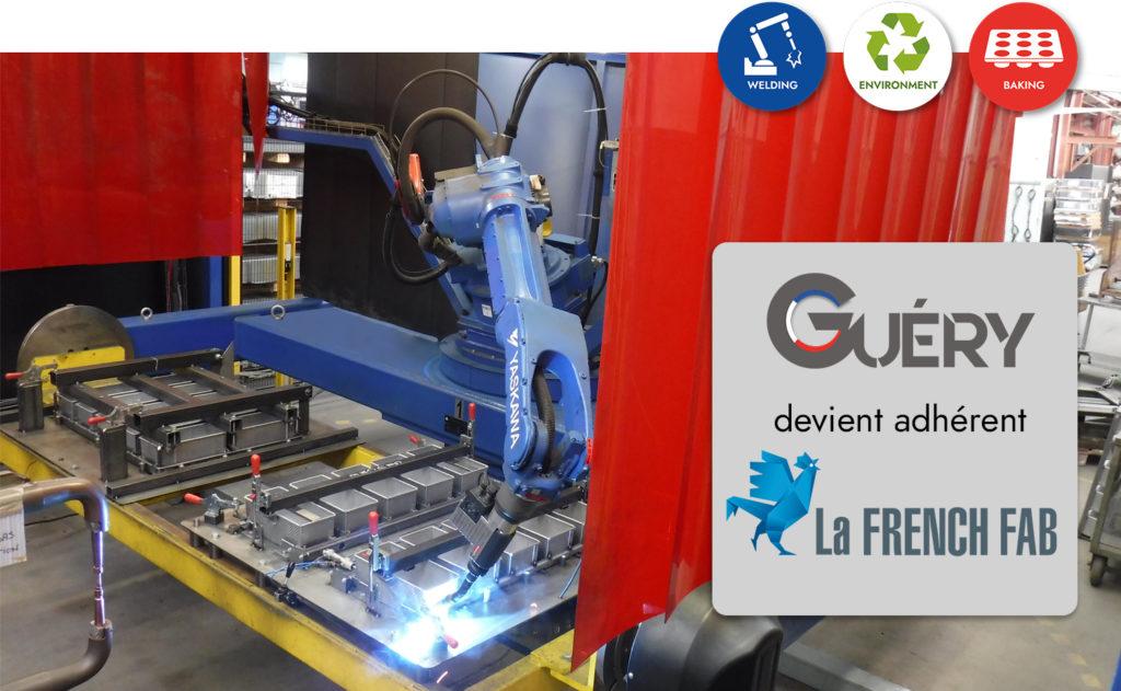 Guéry rejoint la French Fab